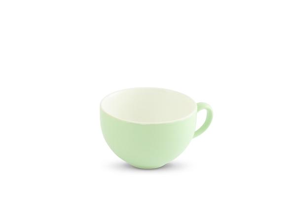 Kaffeetasse Pastellgrün Trendmix Friesland Porzellan