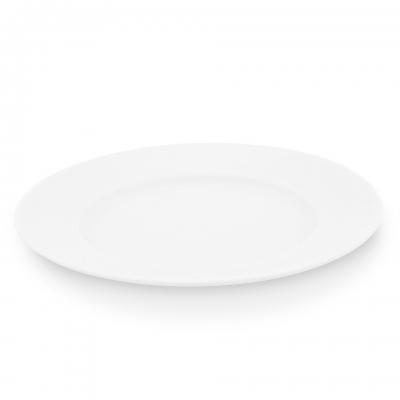 Beilagenteller, 15cm Classic Weiß Walküre Porzellan