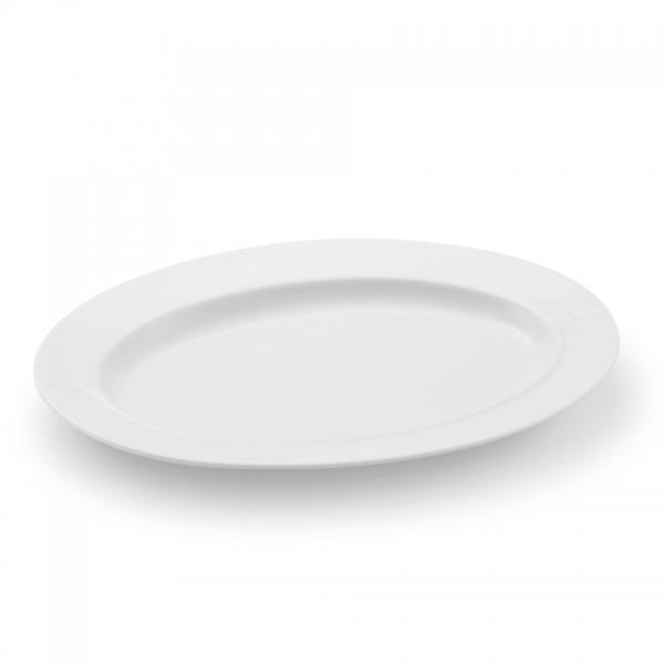 Platte 24,5cm La Belle Weiß