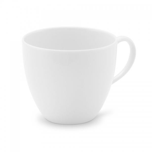 Kaffeetasse 0,17l La Belle Weiß