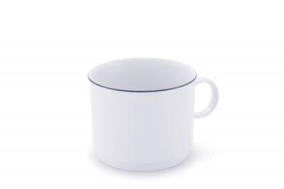 Kaffeetasse 0,19l stpb. Jeverland Kleine Brise Friesland Porzellan