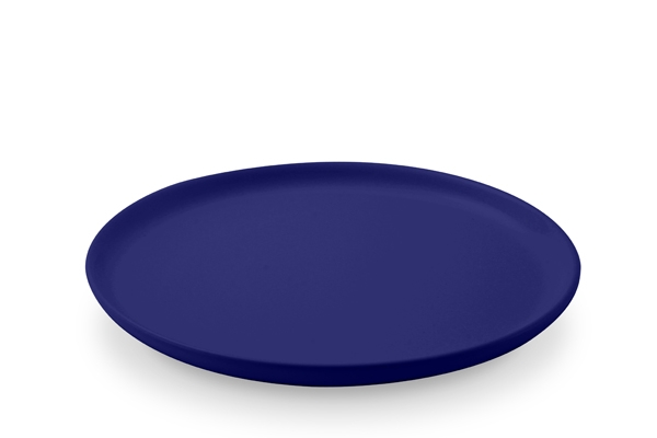 Frühstücksteller Happymix Blau Friesland Porzellan