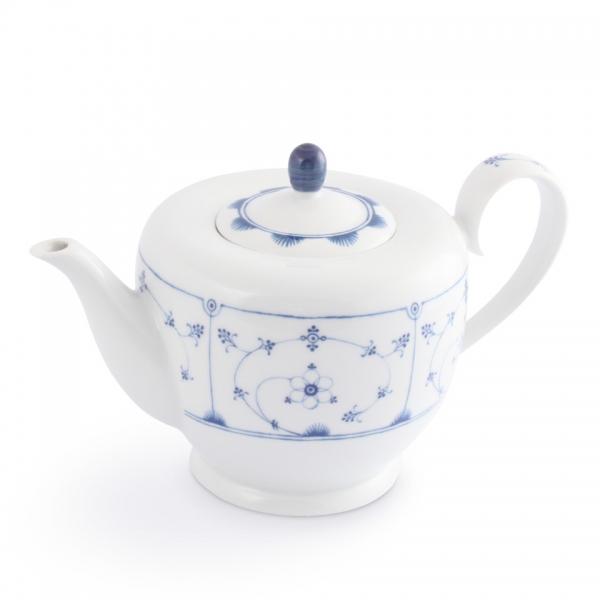 Teekanne 1,25l Atlantis Teetied Friesland Porzellan