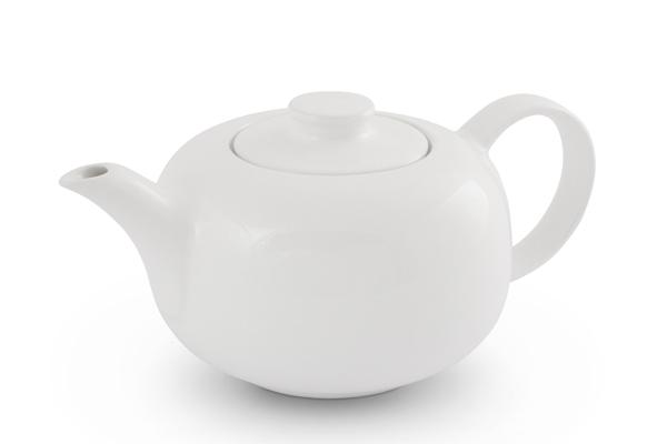 Teekanne Happymix Weiß Friesland Porzellan
