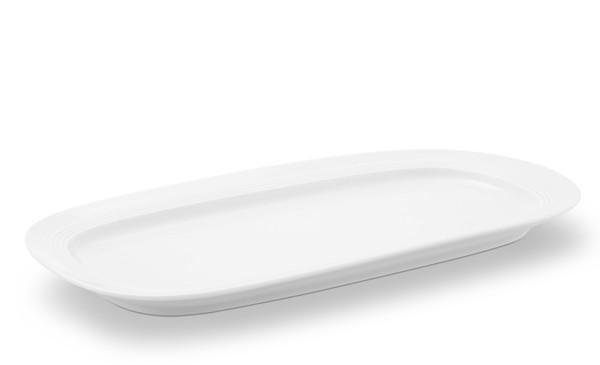 Kuchenplatte Jeverland Weiß Friesland Porzellan