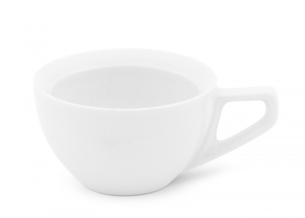 Cappuccinotasse, 0,16l Rossi Weiß