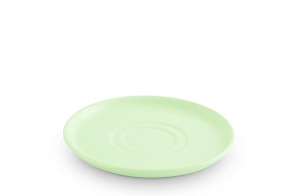Untertasse Pastellgrün Trendmix Friesland Porzellan