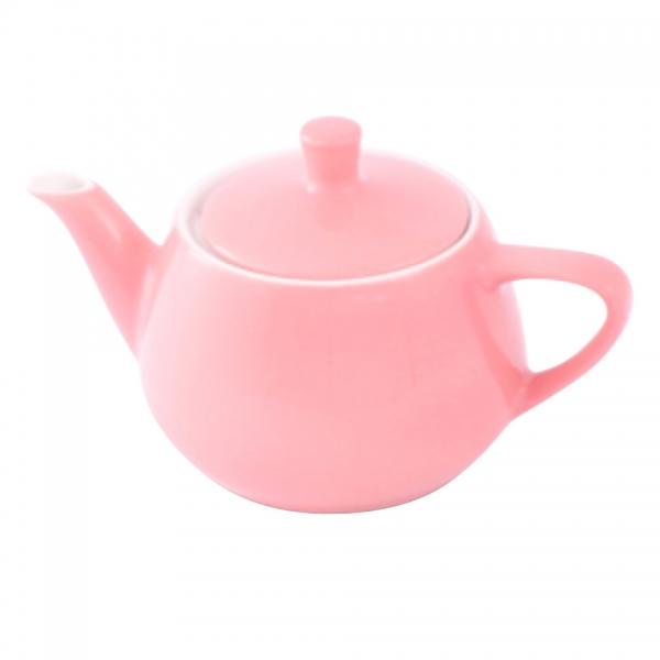 Teekanne 0,35l Pastellrosa Friesland Porzellan