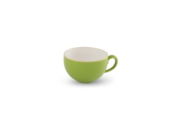 Kaffee- Obertasse 0,24l innen Weiß Happymix Limette