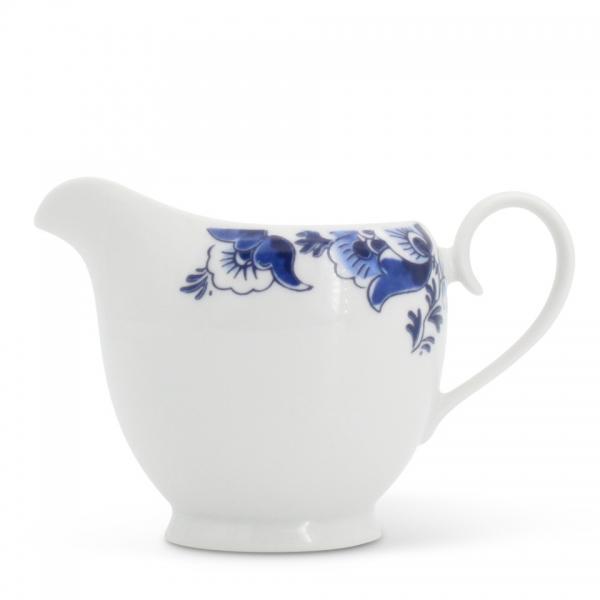 Milchkännchen 0,18l Atlantis Delfter Blau Friesland Porzellan