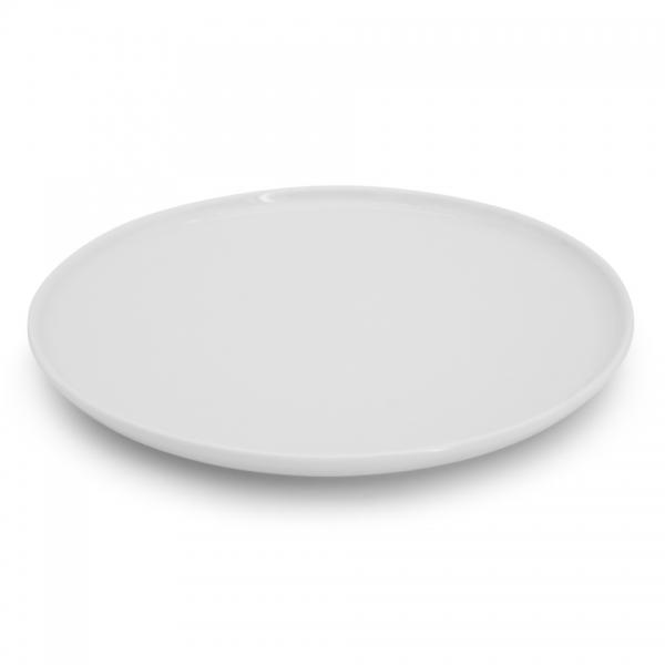 Pizzateller, 29,5cm Classic Weiß Walküre