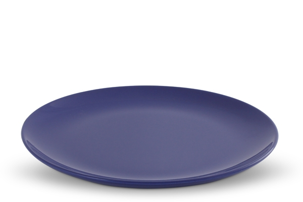 Speiseteller Happymix Blau Friesland Porzellan