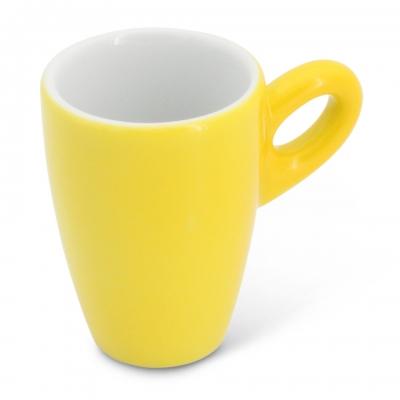 Espressotasse, 0,06l Alta Gelb Walküre Porzellan