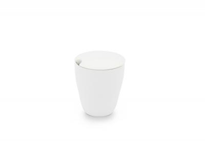 Friesland Zuckerdose 0,22l Horizont Weiß