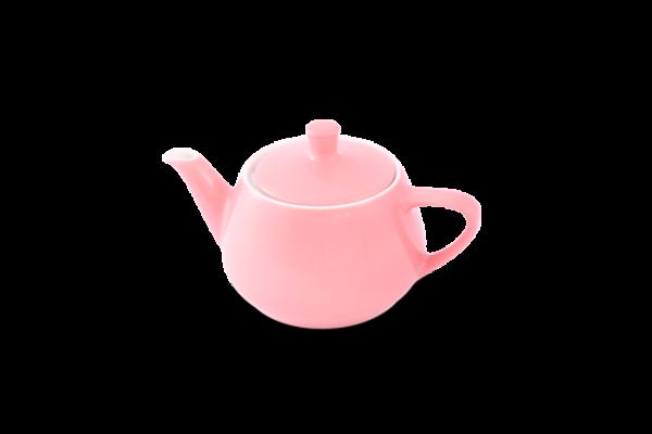 Teekanne 0,35l Haushaltskannen Pastellrosa - Utah Teapot