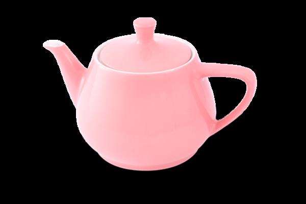 Teekanne 1,4l Pastellrosa - Utah Teapot