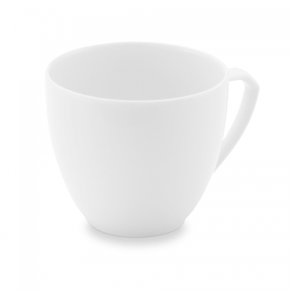 Kaffeetasse 0,16l Ecco Weiß Friesland Porzellan