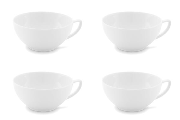 Viererset Teetasse Chai von Friesland Porzellan