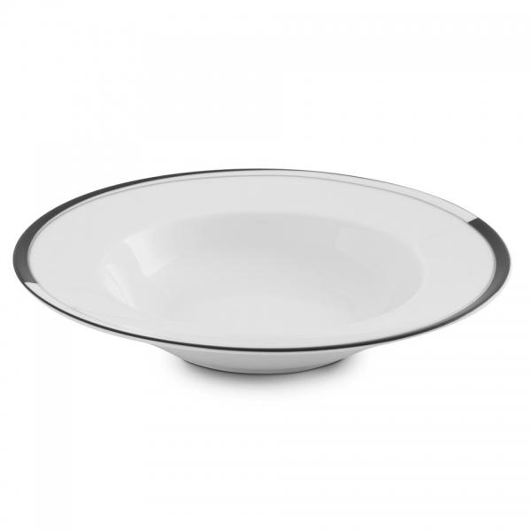 Suppenteller 22cm La Belle Black & White