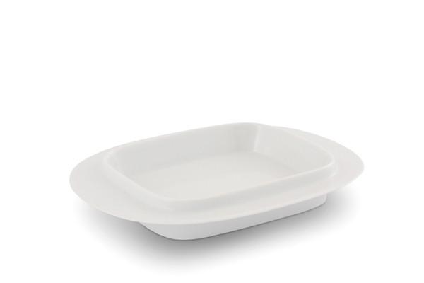 Unterteil Butterdose 250g Jeverland Weiß