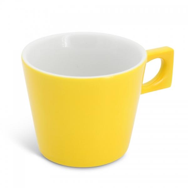 Caffé latte Tasse, 0,3l NYNY Gelb