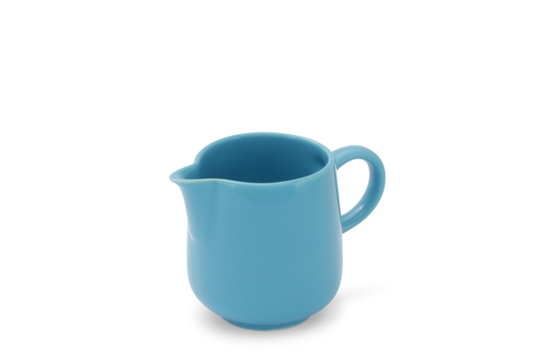 Milchkännchen Happymix Azurblau Friesland Porzellan