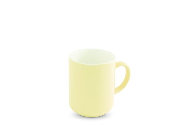 Trendmix Pastellgelb Kaffeebecher Friesland Porzellan