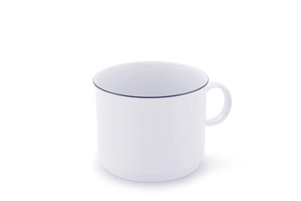 Kaffee-/Tee- Obertasse, stapelbar 0,19l Jeverland Kleine Brise