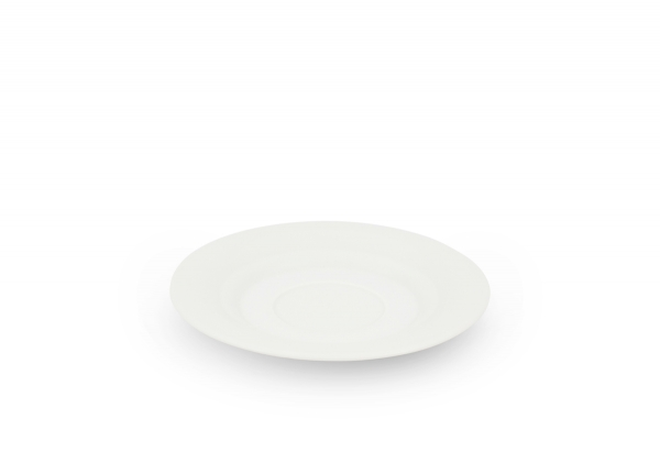 Untertasse 15cm Ø Horizont Weiß
