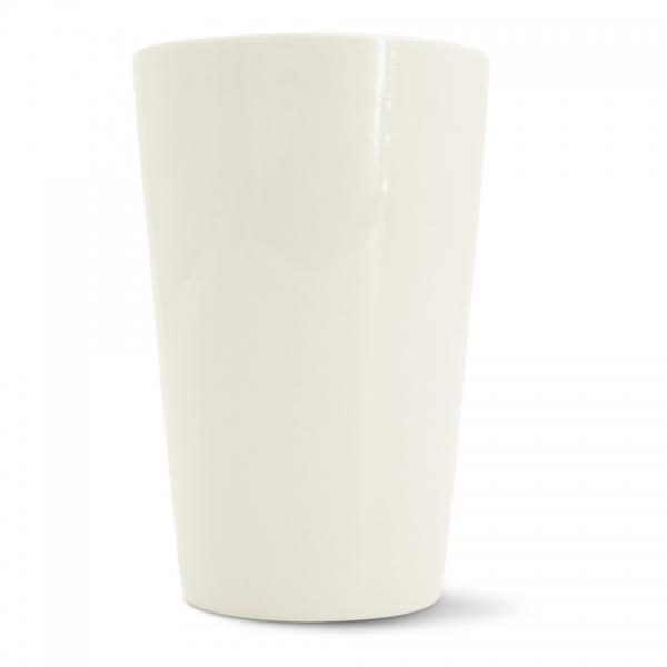 Milchbecher, 0,5l Classic Elfenbein