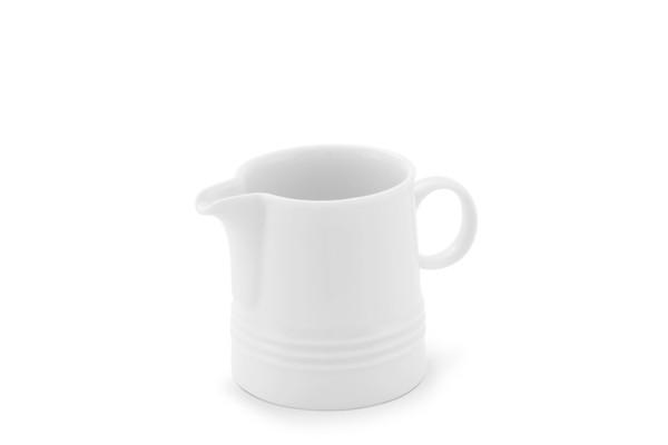 Milchkännchen Jeverland Weiß Friesland Porzellan