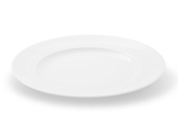 Frühstücksteller Jeverland Weiß Friesland Porzellan