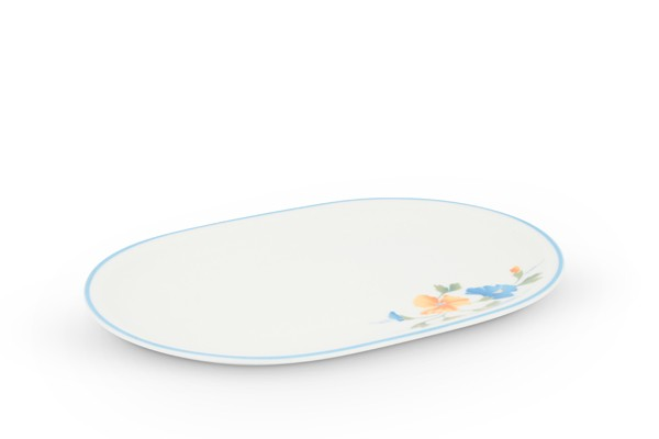 Platte 21,5cm Life Clematis