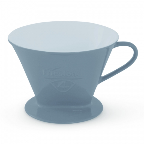 Friesland Kaffeefilter Größe 4 Steingrau