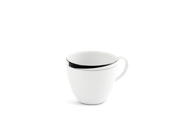 La Belle Black & White Kaffeeobertasse