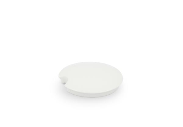 Deckel Zuckerdose Horizont Weiß
