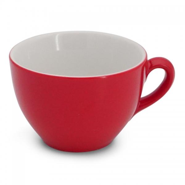 Kaffeetasse, 0,17l Classic Feuerrot