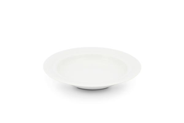 Suppenteller 23cm Ø Horizont Weiß