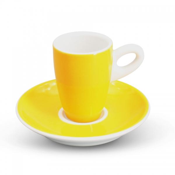 Espresso-Set 2tlg. Alta Gelb