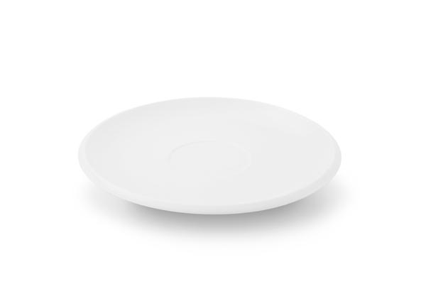 Ecco Weiß Suppenuntertasse