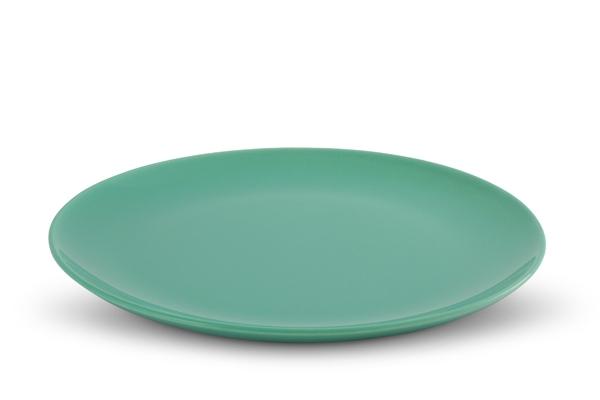 Speiseteller Trendmix Jade-Grün Friesland Porzellan
