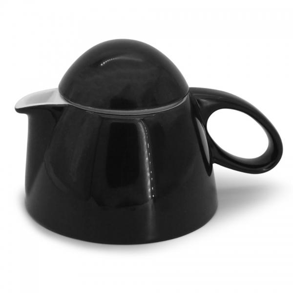 Teekanne, 0,85l Alta Schwarz