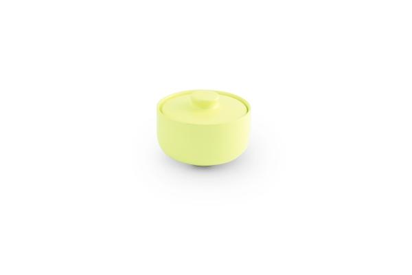 Zuckerdose 0,25l Trendmix Pastellgelb