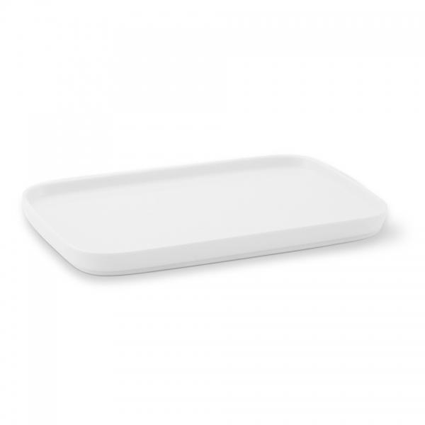 Platte 24cm Revival Weiß