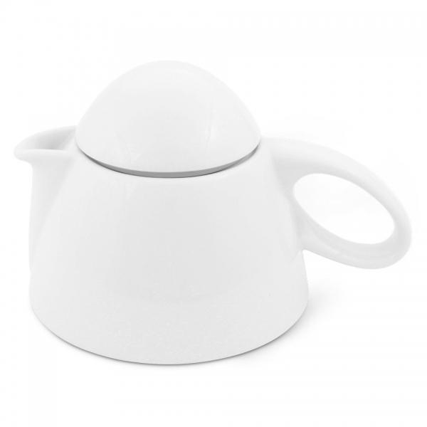 Teekanne, 0,85l Alta Weiß