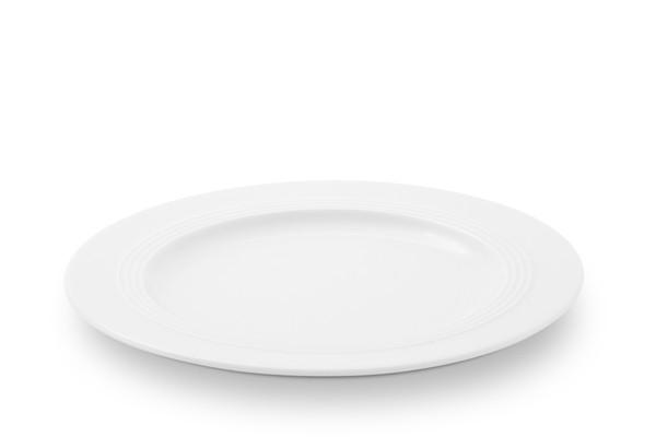 Suppenuntertasse Jeverland Weiß Friesland Porzellan