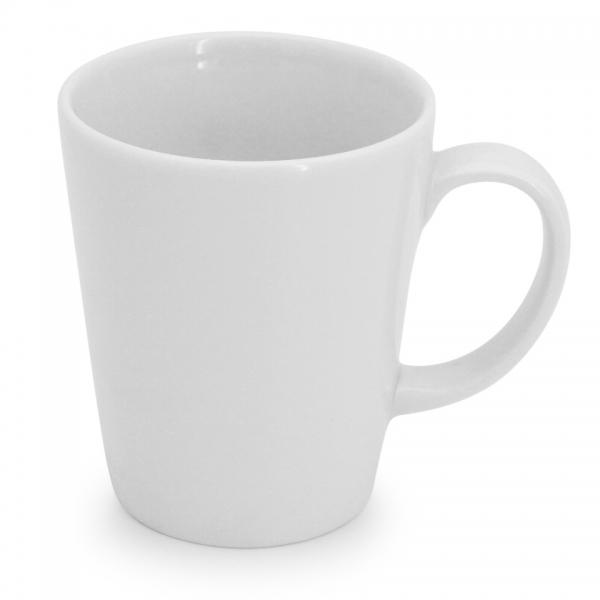 Becher 0,25l Classic Weiß