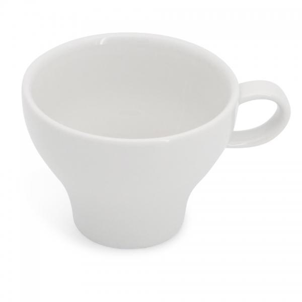 Caffè latte tasse, 0,25l Serie 320 Weiß