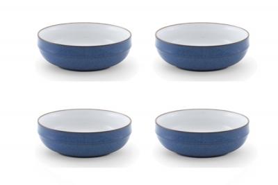 Friesland 4er-Set Müslischale 16cm Ammerland Blue