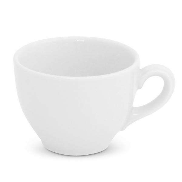 Kaffeetasse, 0,17l Classic Weiß